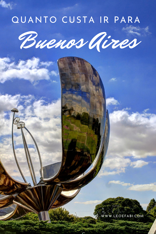 Quanto custa ir para Buenos Aires